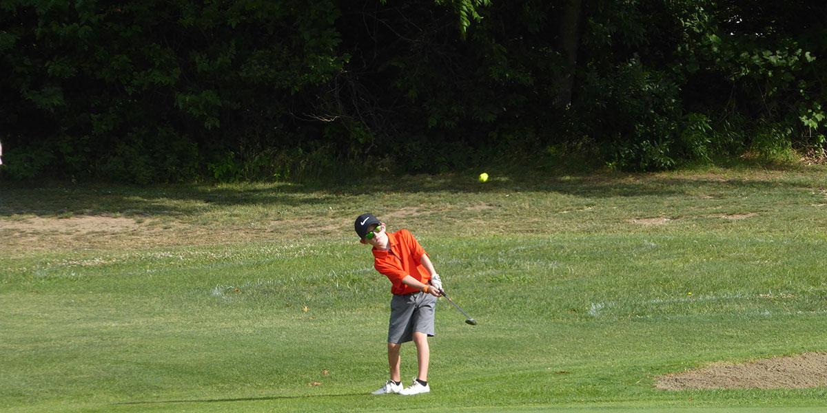 Little People's Golf Tournament